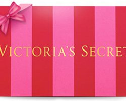 Sell Victoria Secret Gift Cards